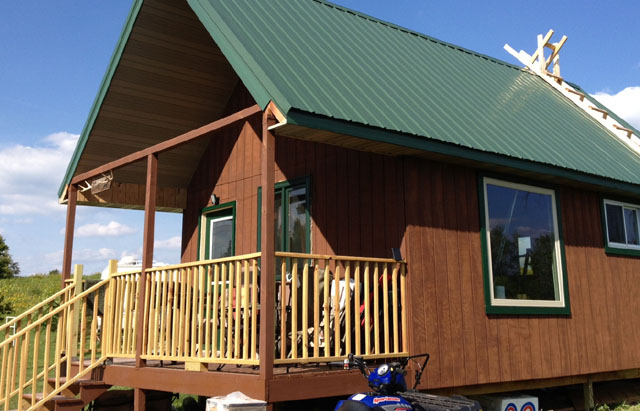 Gallery at cabinplans123 for Cabin plans 123